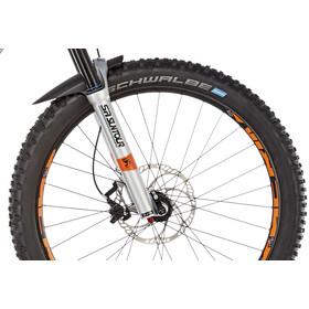HAIBIKE SDURO FullSeven 8.0 El-fulldempet MTB Orange/sølv